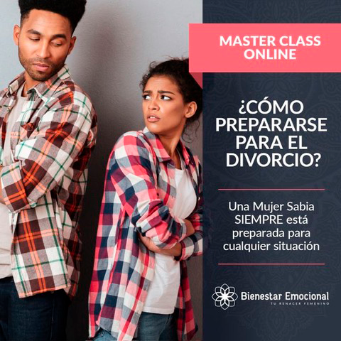 Cómo preprarme para el divorcio